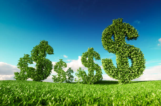 Dollar signs article picture for ESG investing